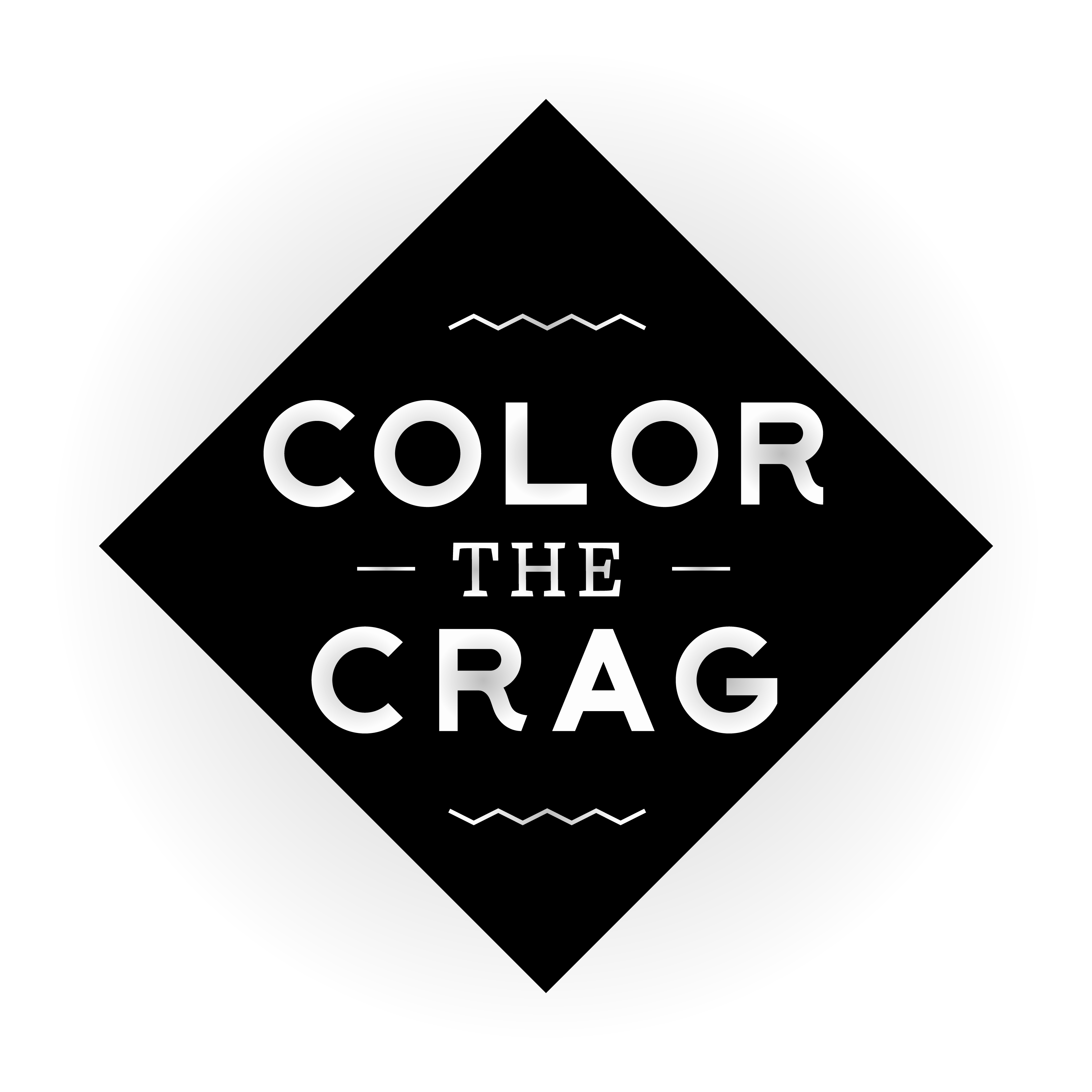 Color the Crag Logo